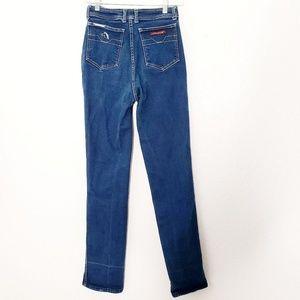 Vintage Jordache High Rise Straight Leg Jeans 056